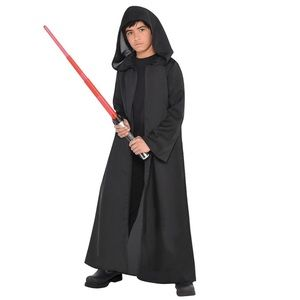 Star Wars Black Sith Robe New In Package!
